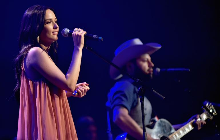 "Kacey Musgraves: ""Don't Think Twice"""