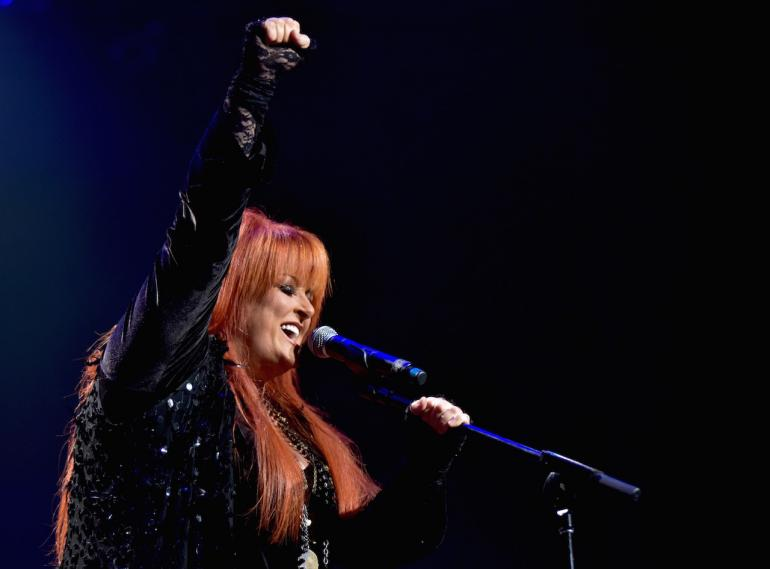 "Wynonna Judd: ""Million Miles"""