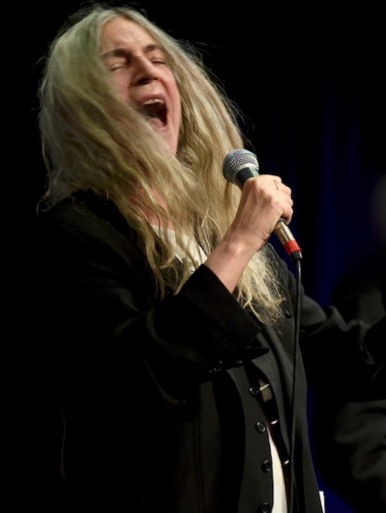 Patti Smith, Mountain Stage 2018