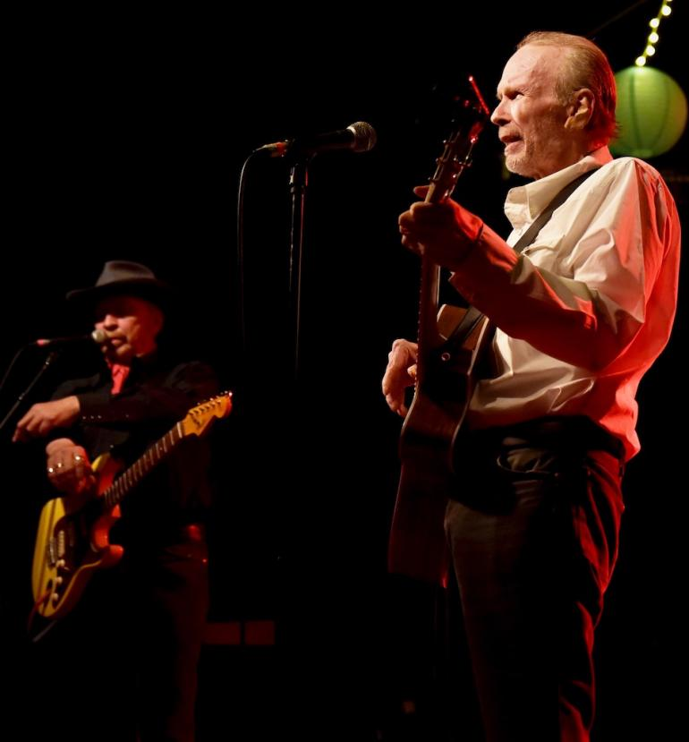 Phil and Dave Alvin, Cat's Cradle, Yep Roc 20