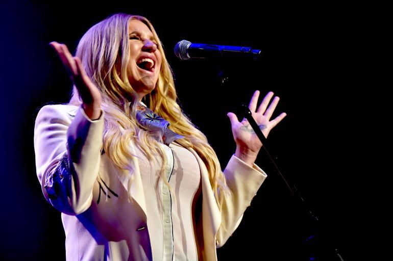 "Kesha: ""I Shall Be Released"""