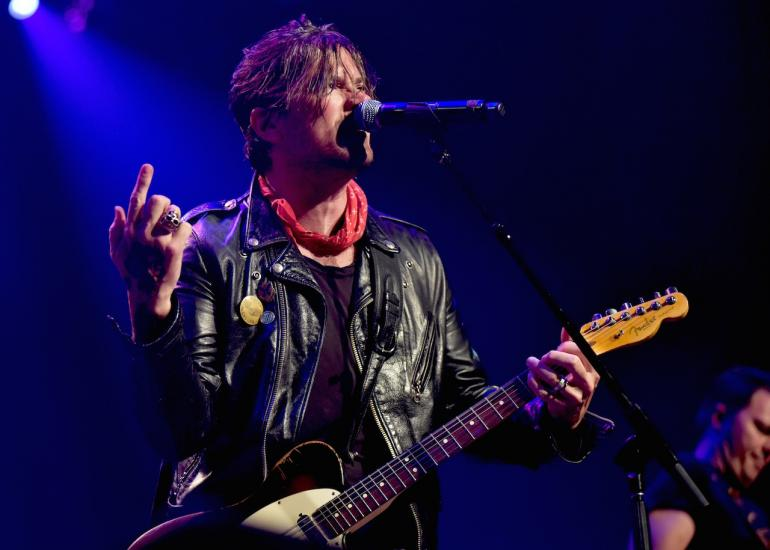 """Butch Walker: """"From a Buick 6"""""""