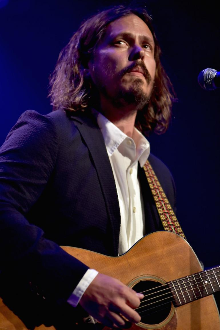 "John Paul White: ""Just Like a Woman"""
