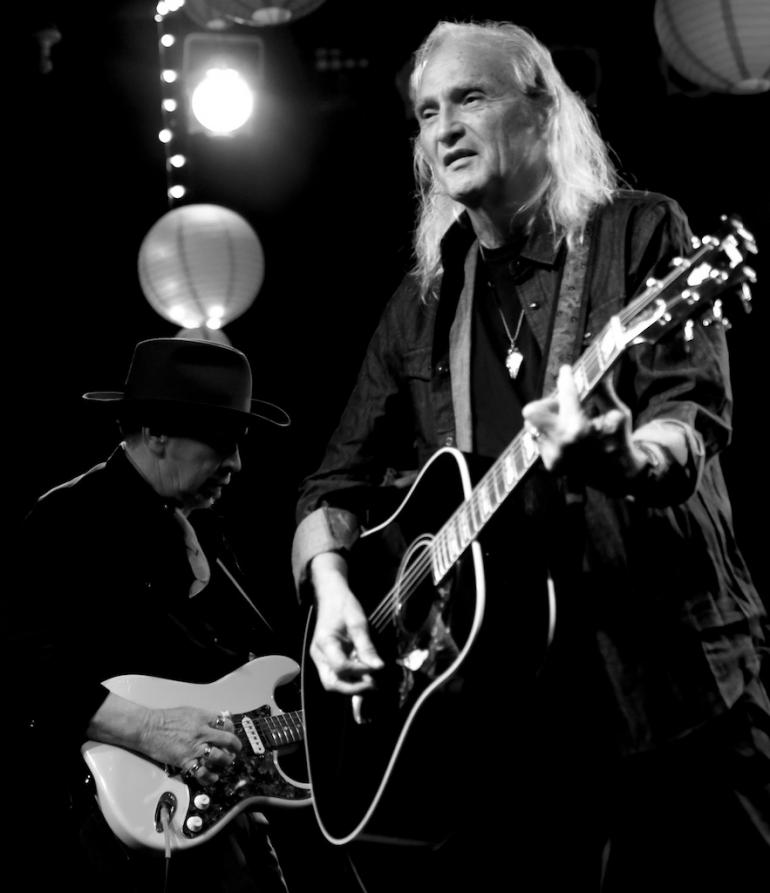 Jimmie Dale Gilmore and Dave Alvin, Cat's Cradle, Yep Roc 20