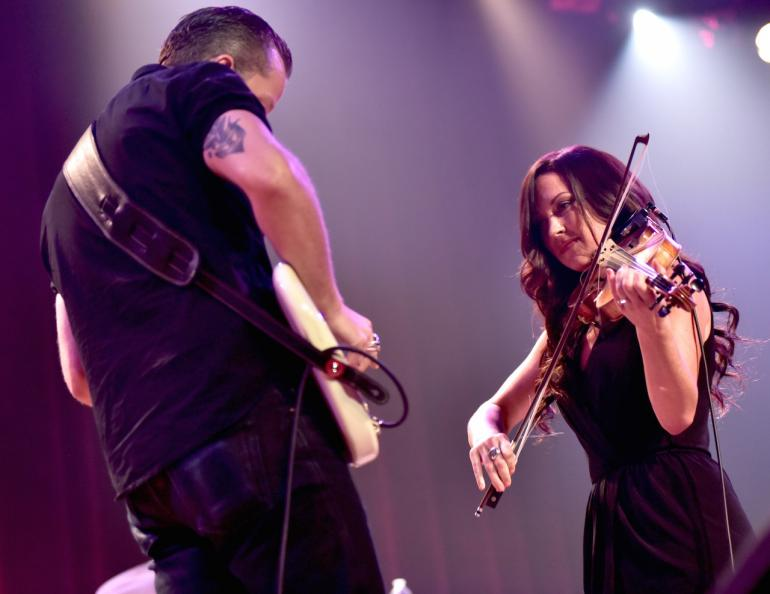 "Amanda Shires and Jason Isbell: ""Hurricane"""