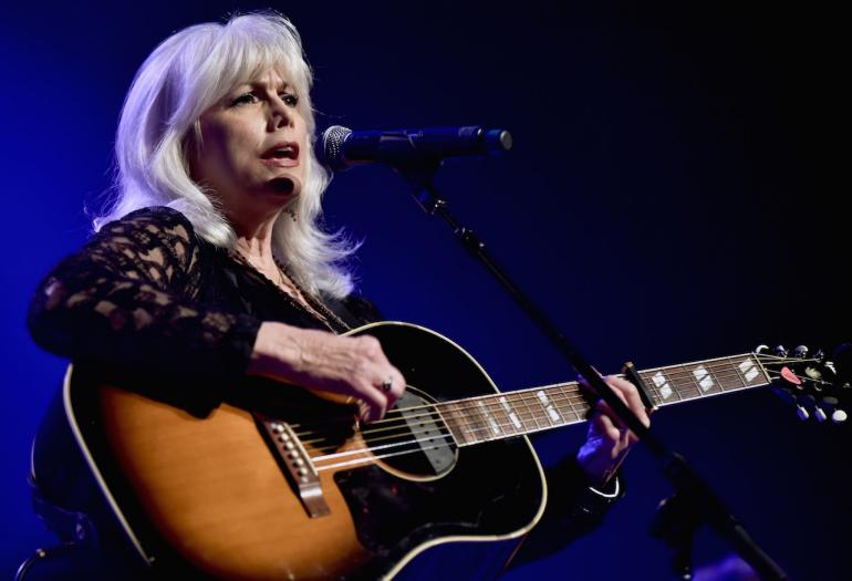 "Emmylou Harris: ""Every Grain of Sand"""