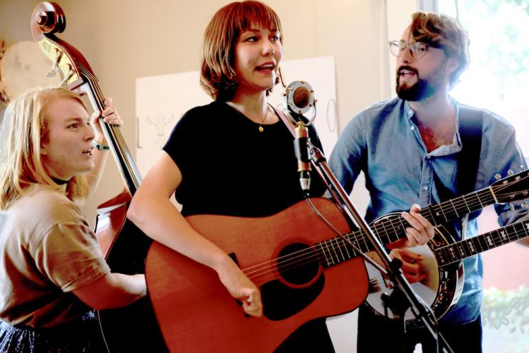 Molly Tuttle, AmericanaFest 2017