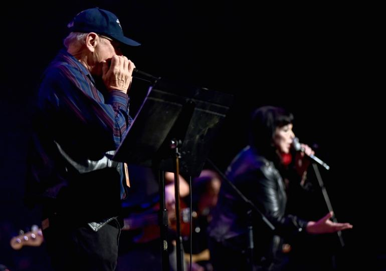 """Charlie McCoy and Ann Wilson: """"Like a Rolling Stone"""""""