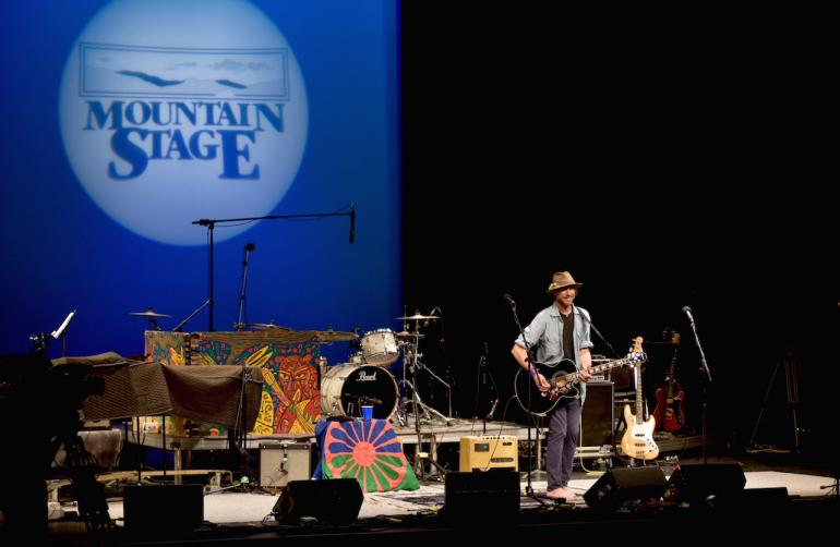 Todd Snider,  Mountain Stage 2016