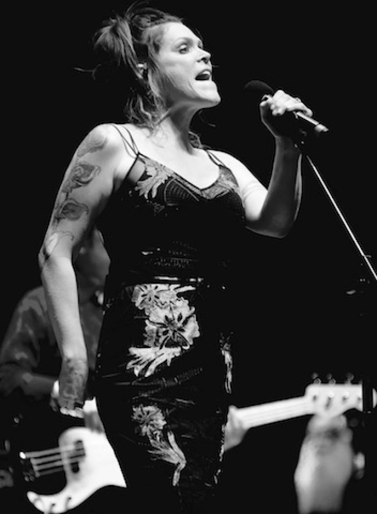 Beth Hart, Mountain Stage 2017
