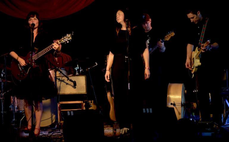 Bronwen Exter, Finger Lakes GrassRoots Festival 2017
