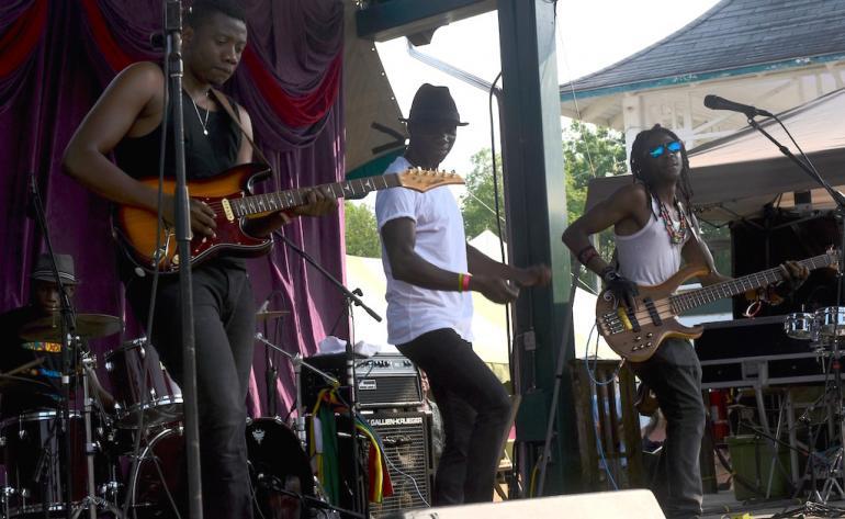Mokoomba, Finger Lakes GrassRoots Festival 2017