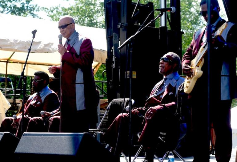 The Blind Boys of Alabama, NMF 2018