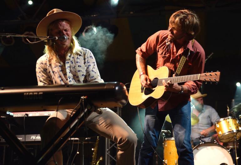 Jamestown Revival, Finger Lakes GrassRoots Festival 2017