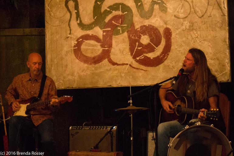 Grayson Capps and Corky Hughes @ 30A Songwriters Festival