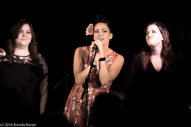 Angaleena Presley and The Secret Sisters