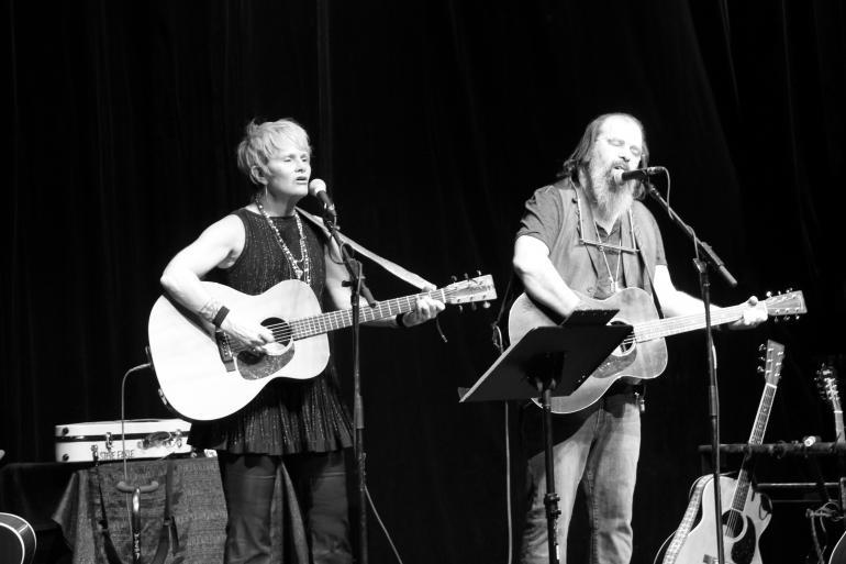 Shawn Colvin & Steve Earle, Cayamo 2016