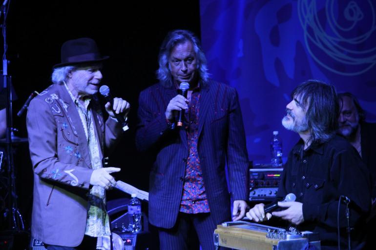 Buddy & Jim Radio Show, Larry Campbell,  Cayamo 2016