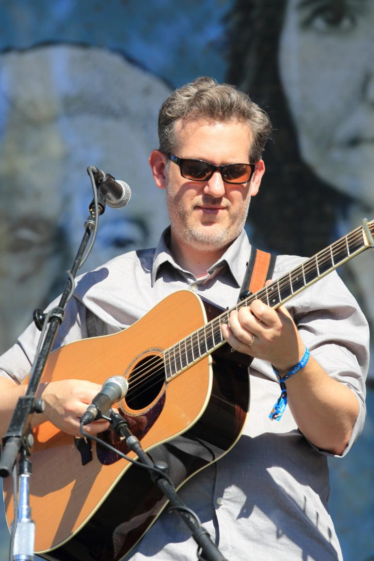 Bryan Sutton at HSB 2014