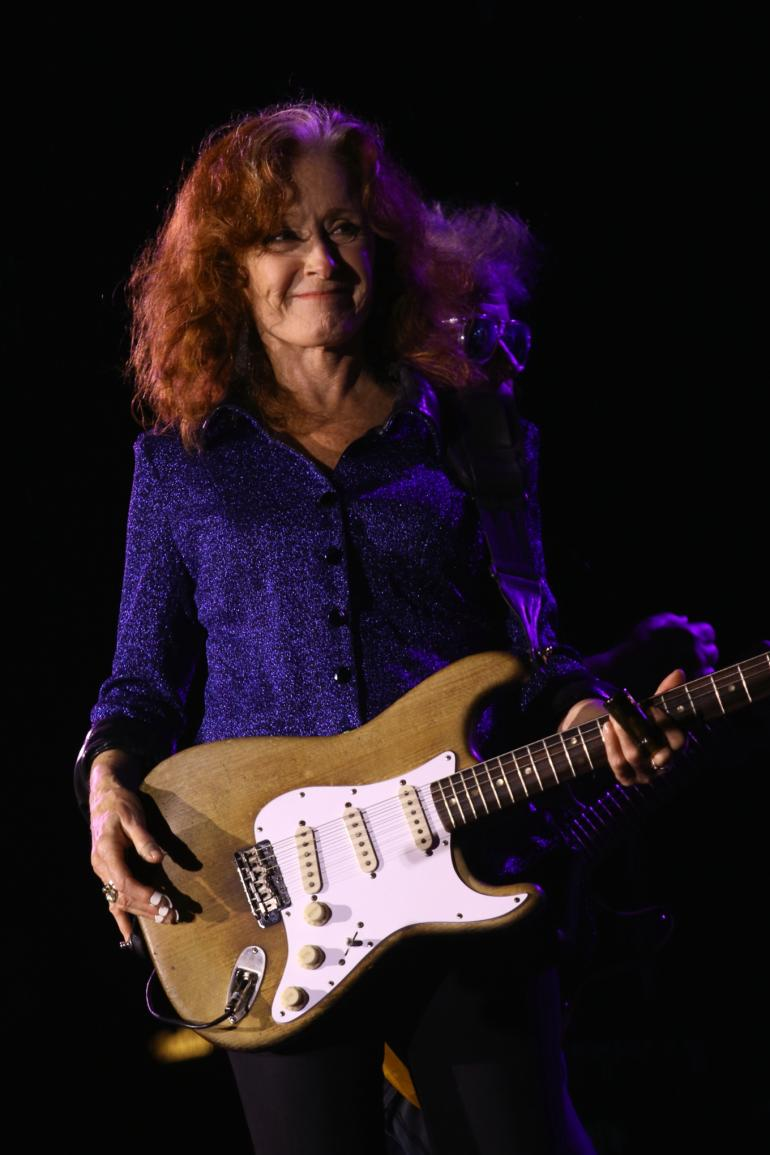 Bonnie Raitt at Bluesfest Byron Bay (April 15, 2017)