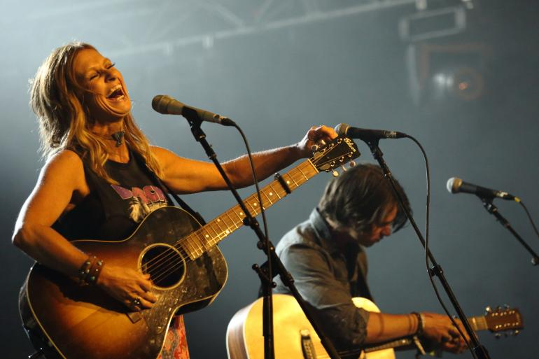Kasey Chambers at Bluesfest Byron Bay (April 17, 2017)