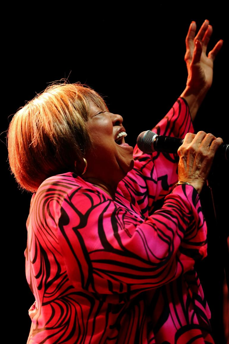 Mavis Staples at Bluesfest Byron Bay (April 13, 2017)