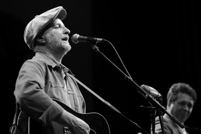 Billy Bragg at Bluesfest Byron Bay (April 17, 2017)
