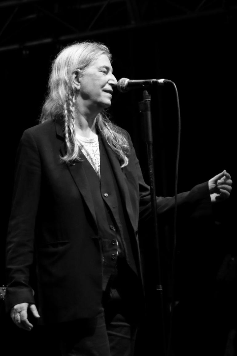 Patti Smith at Bluesfest Byron Bay (April 13, 2017)