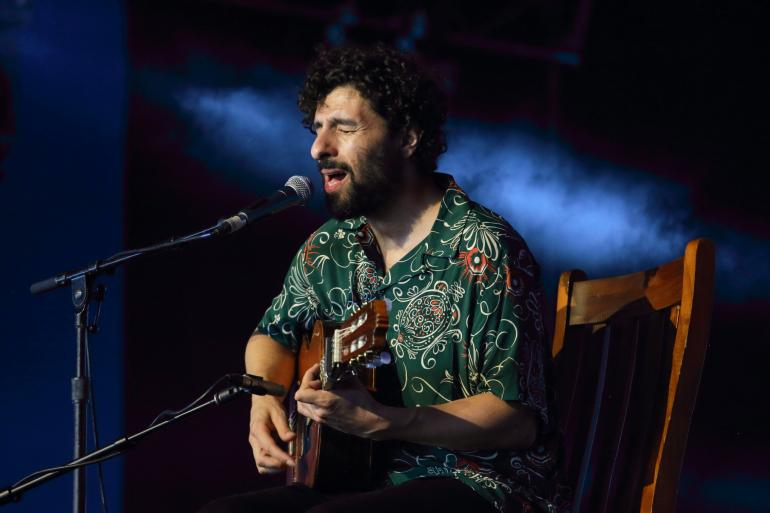 Jose Gonzalez at Bluesfest Byron Bay 2018