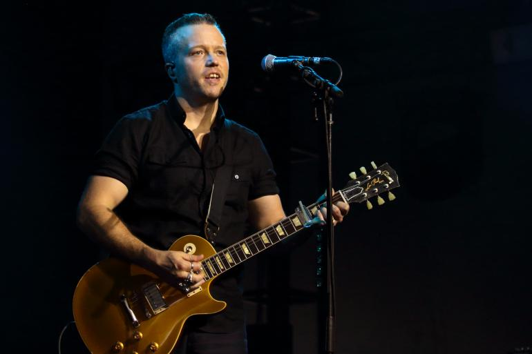 Jason Isbell at Bluesfest Byron Bay 2018