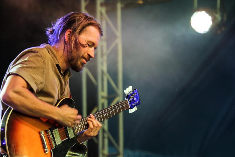 Josh Teskey at Bluesfest Byron Bay 2018
