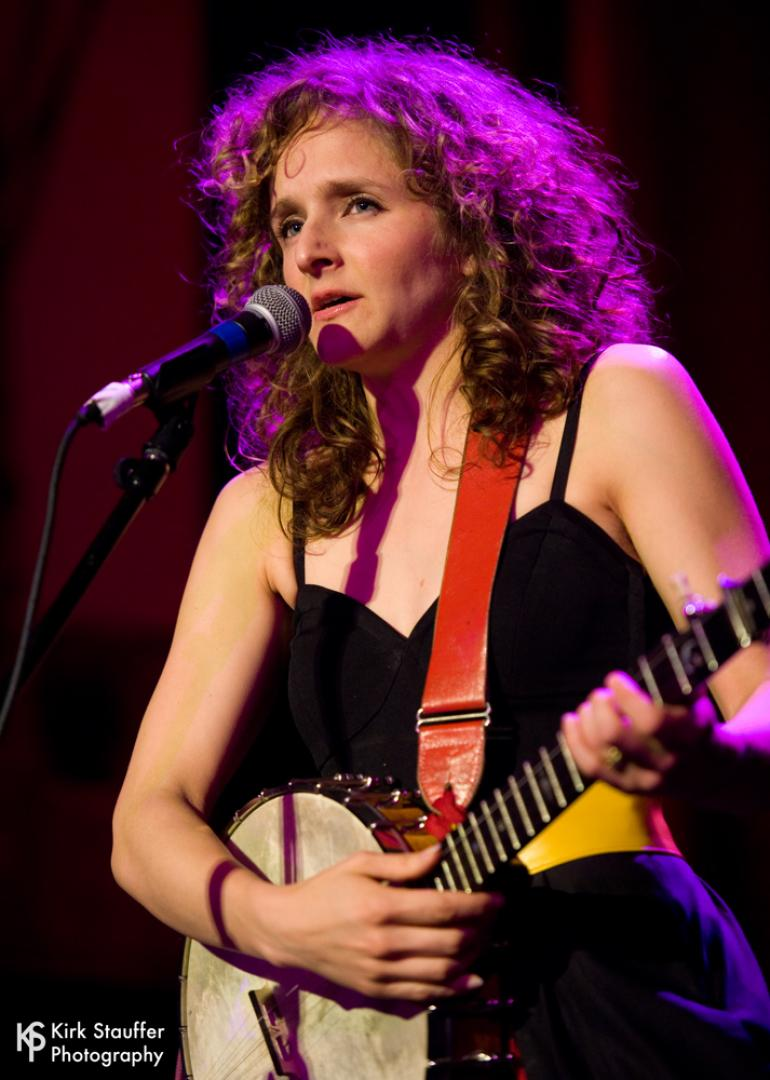 Abigail Washburn @ Neptune Theater