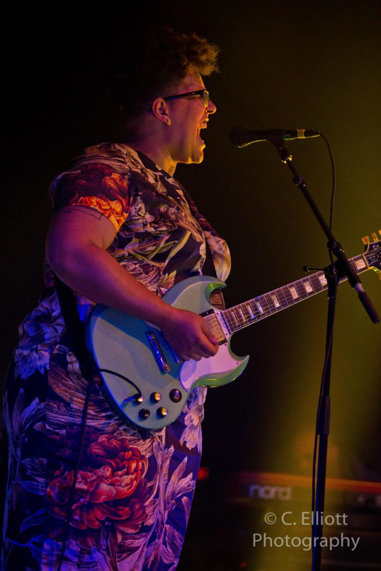 Alabama Shakes @ Marquee Theatre