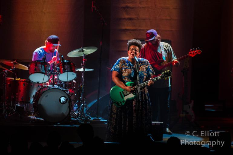 Alabama Shakes @ Comerica Theatre