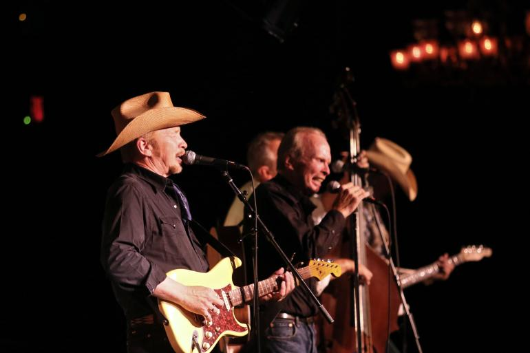 Dave and Phil Alvin at The Birchmere