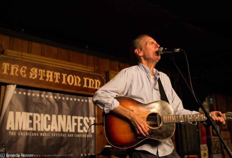 John Hiatt at The Station Inn