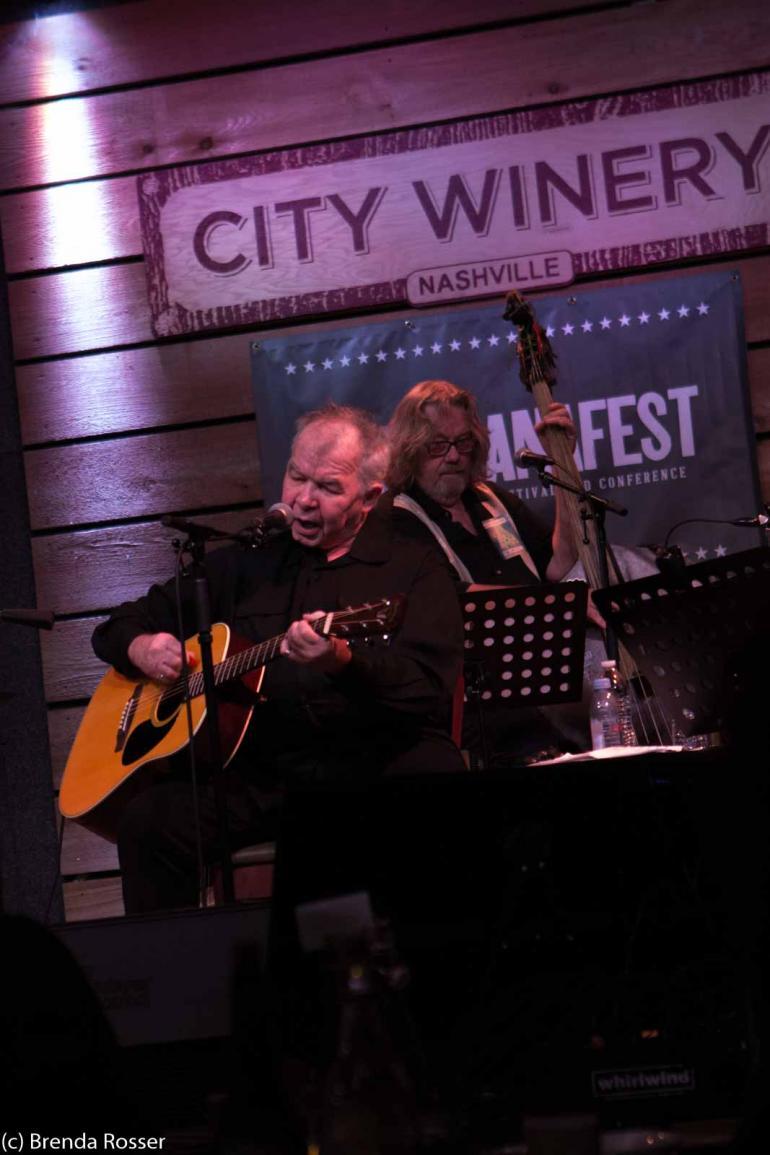 John Prine at City Winery, Americanafest 2018