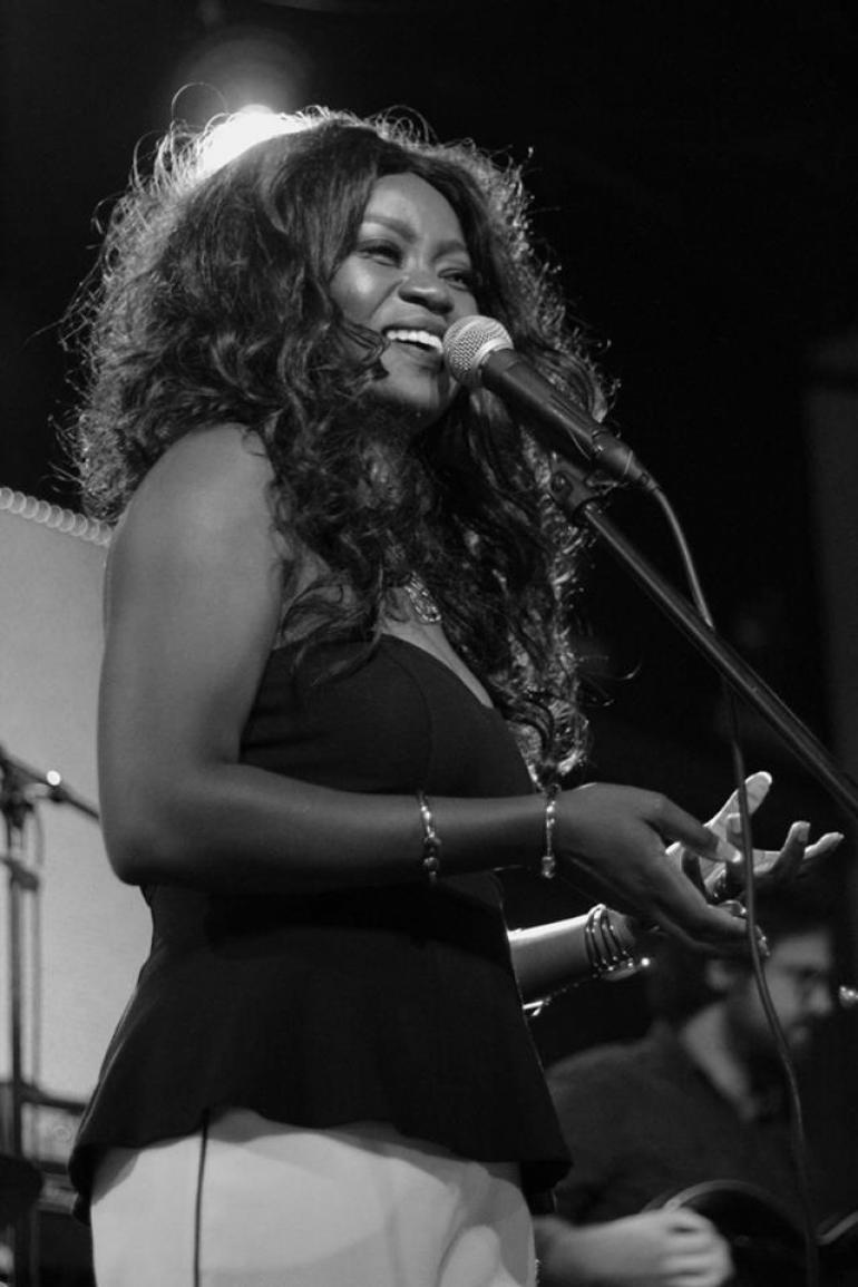 Ruby Amanfu at Third Man Records' Blue Room