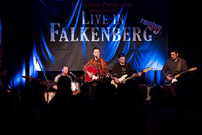 American Aquarium in Falkenberg, Sweden 2017