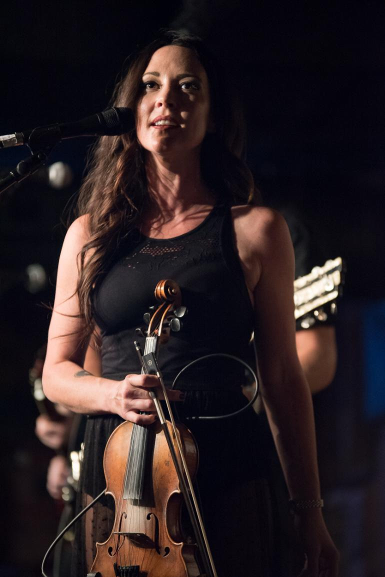 Amanda Shires & Jason Isbell at Americana Fest 2016