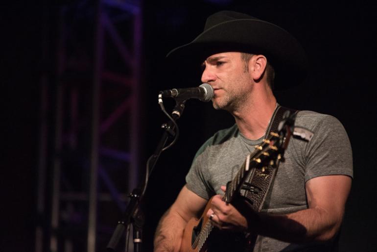 Craig Campbell at CMA Fest
