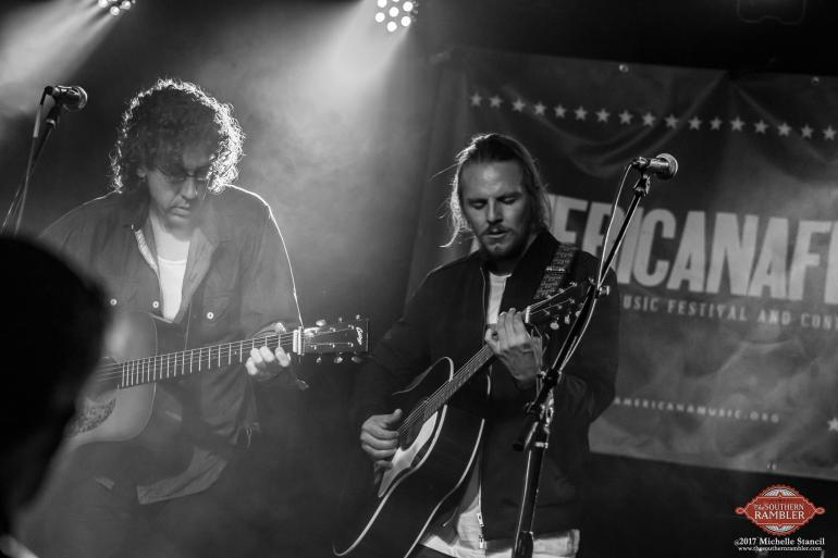 Charlie Mars at The Basement East - Americanafest