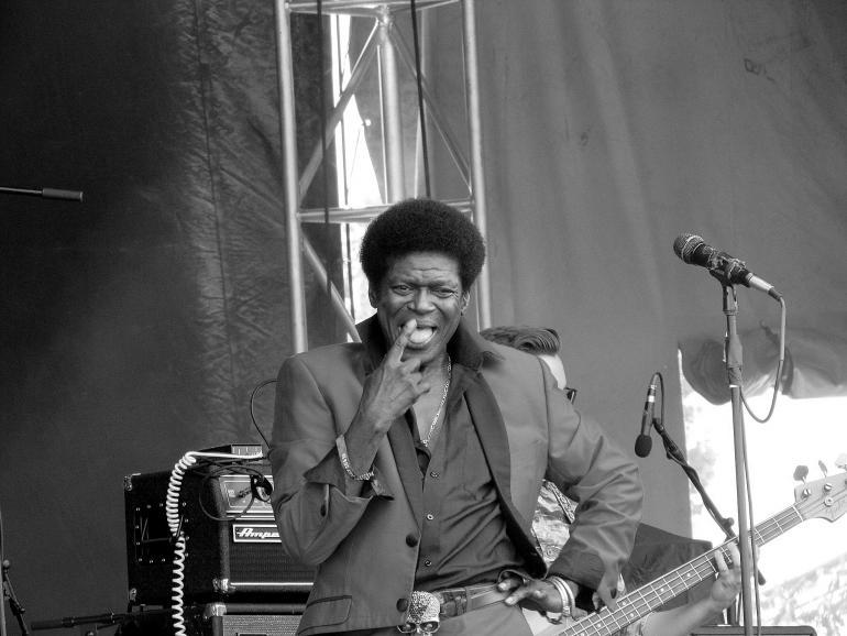 Charles Bradley at Slossfest 2017