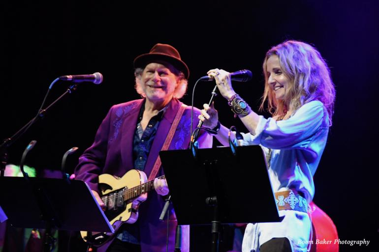 Buddy Miller and Patty Griffin,  Cayamo 2018