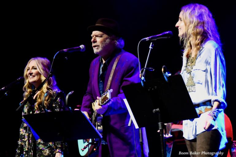 Buddy Miller, Patty Griffin, and Lee Ann Womack, Cayamo 2018