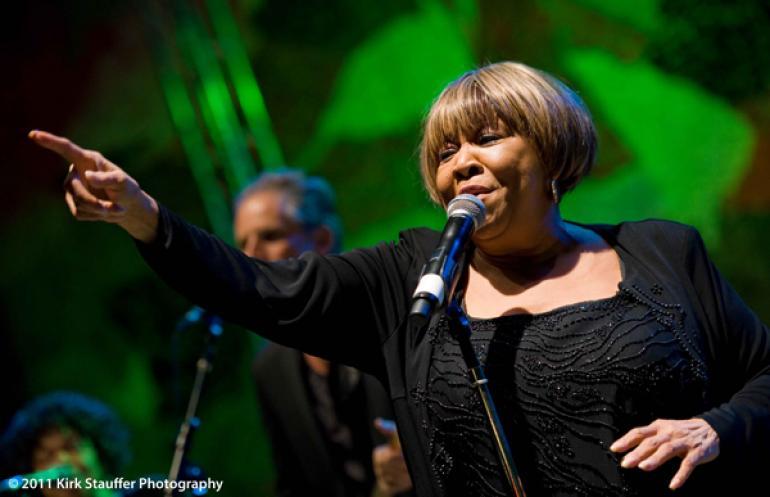 Mavis Staples @ Bumbershoot 2011