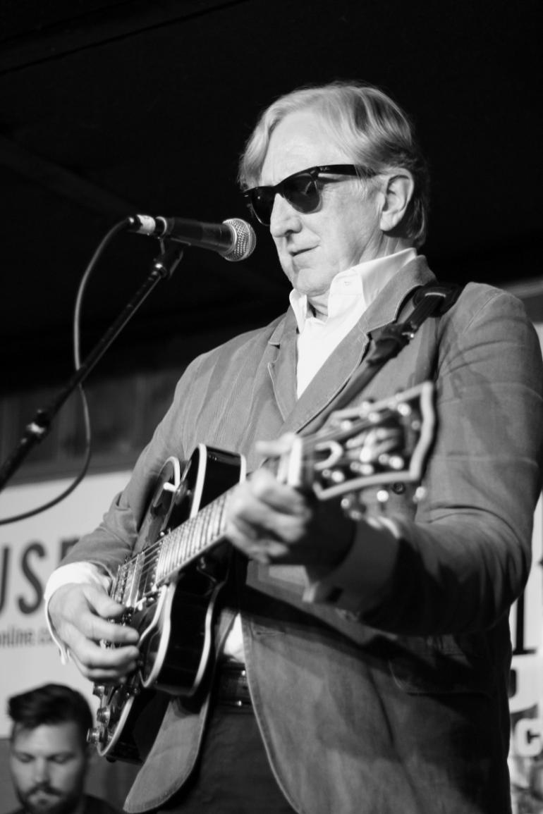 T Bone Burnett makes a surprise appearance at The Station Inn