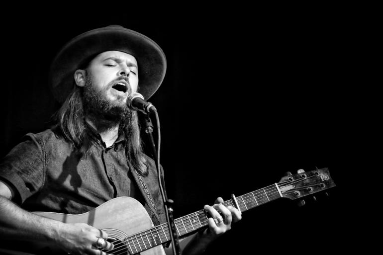 Caleb Caudle at the Kent Stage, Kent, Ohio 5.17.18