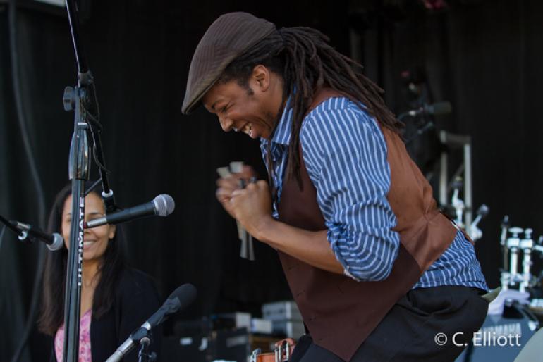 Hubby Jenkins @ McDowell Mountain Music Festival