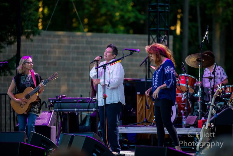 Case, Lang, Veirs @ Oregon Zoo